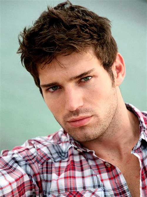 Miraculous 15 Guy With Brown Hair Mens Hairstyles 2016 Short Hairstyles Gunalazisus