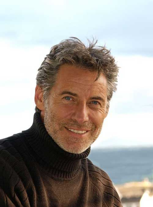 Hair Styles for Older Men