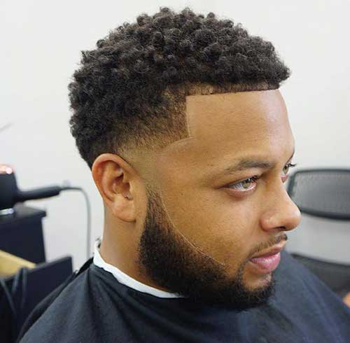 Styles For Black Men Haircut Styles For Black Men With