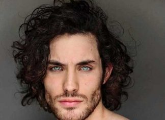 20 Curly Hairstyles Men