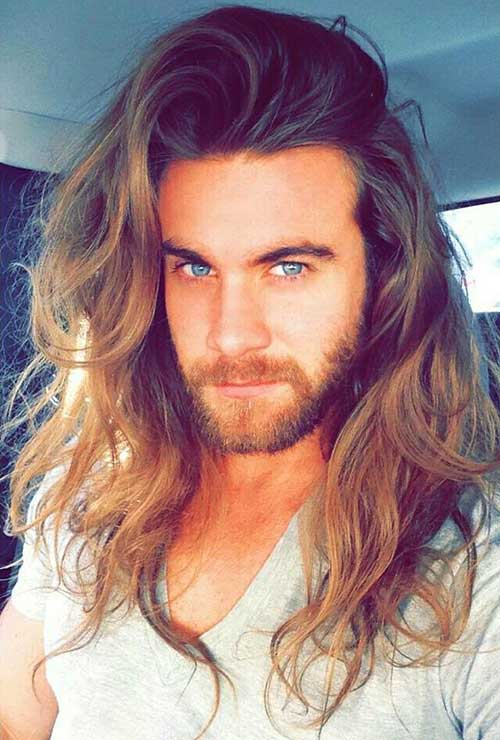 Long Hairstyles 2016 Men