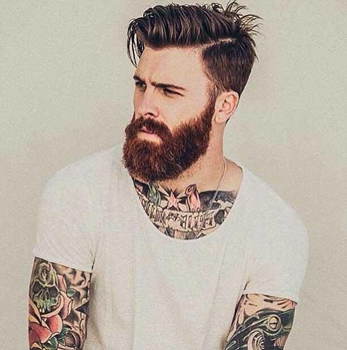 Medium Hair Men