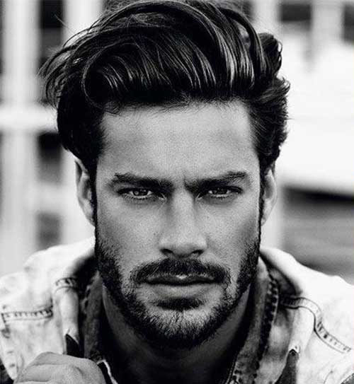 25 medium mens hairstyles mens hairstyles 2018 - Hairstyle homme 2017 ...