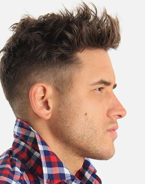 Men Short Hair 2016