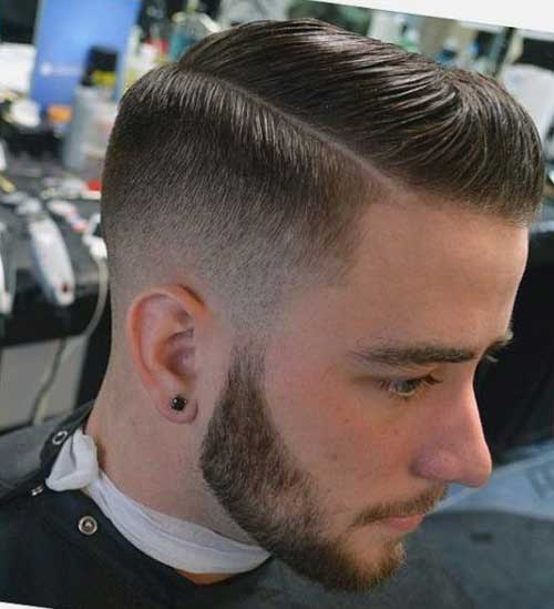 Mens Short Hairstyle 2015