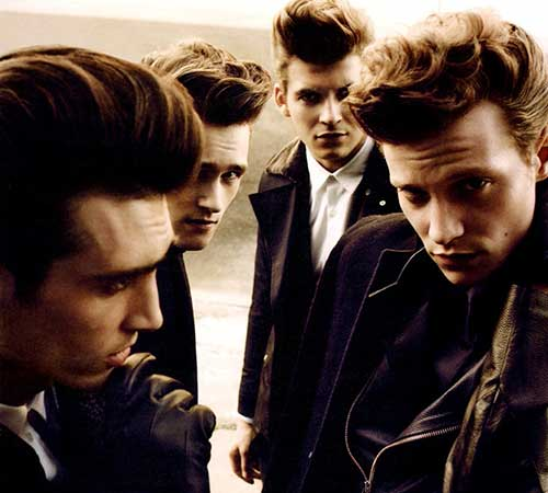 Mens 50s Hairstyles