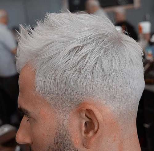 Mens Hair Color Styles