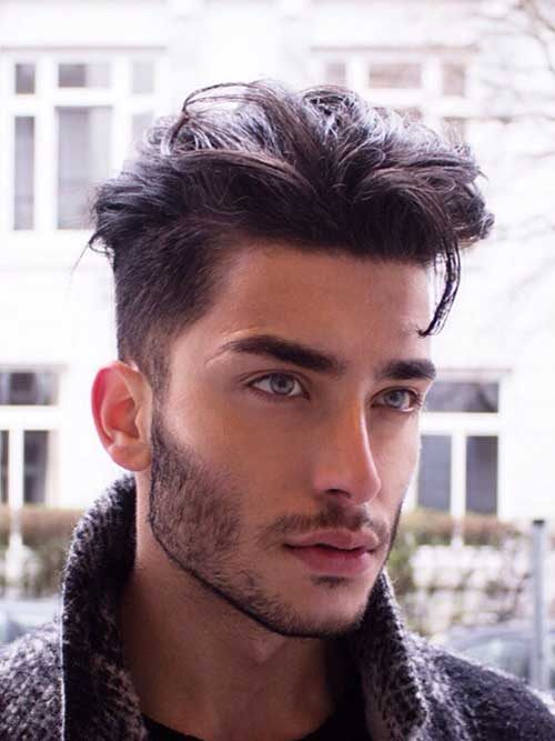 Admirable 40 Mens Hair Cuts Mens Hairstyles 2016 Short Hairstyles For Black Women Fulllsitofus