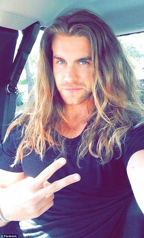 Mens Long Hair