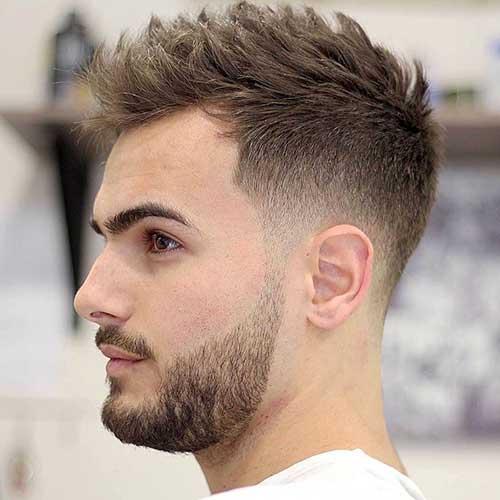 Outstanding 20 Best Short Mens Hairstyles Mens Hairstyles 2016 Hairstyles For Women Draintrainus