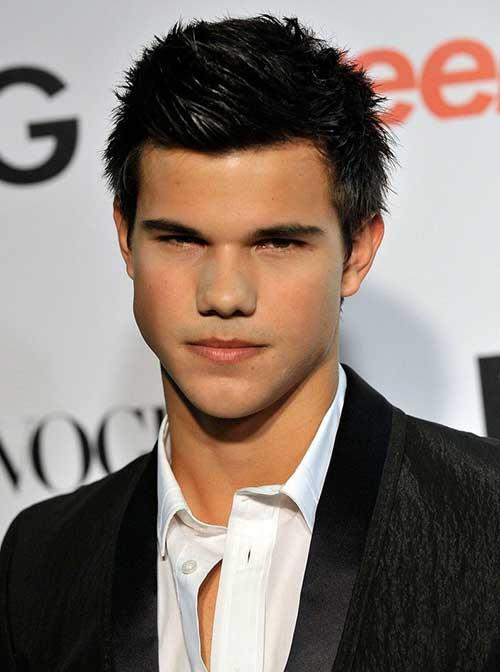 Taylor Lautner Hair