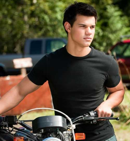 Taylor Lautner Short Hair