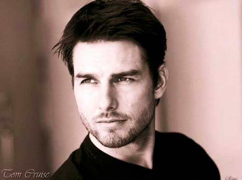 Tom Cruise Hair Cut