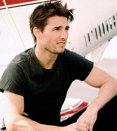 how to get tom cruise long hairstyle