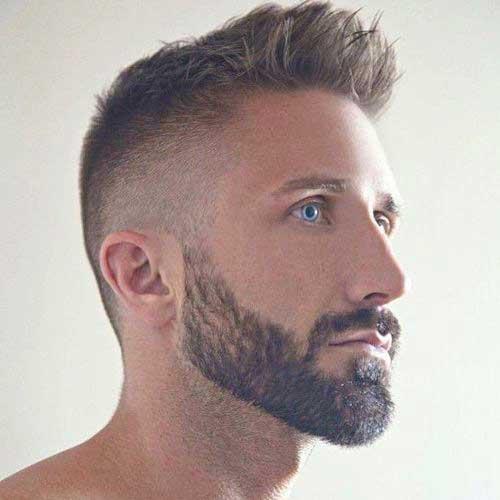Miraculous 20 New Very Short Mens Hairstyles Mens Hairstyles 2016 Hairstyles For Men Maxibearus