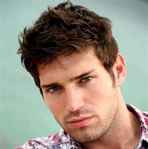 15 guy with brown hair mens hairstyles 2018 - Hairstyle homme 2017 ...