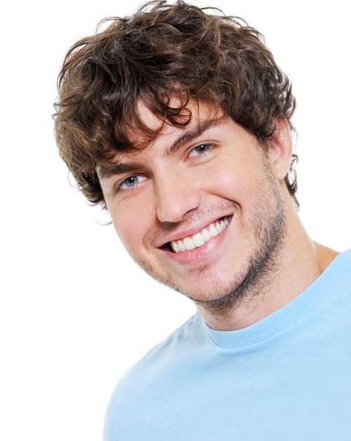 Mens Bangs Hairstyles-10