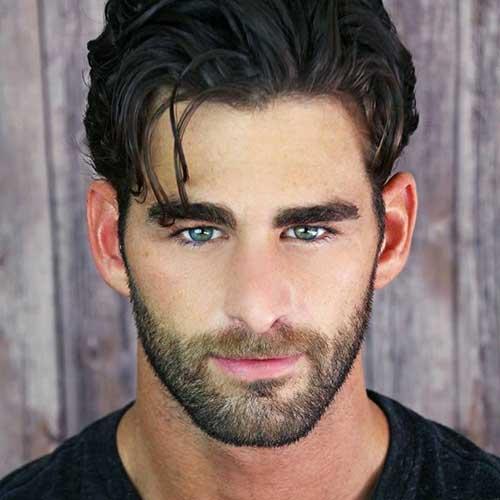 Admirable 15 Men Facial Hair Styles Mens Hairstyles 2016 Short Hairstyles Gunalazisus