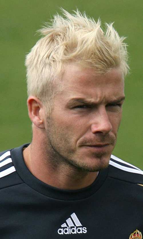 Cool 25 David Beckham Hairstyles Mens Hairstyles 2016 Hairstyles For Women Draintrainus