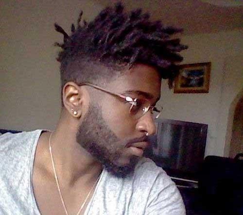 Black Male Haircuts-14