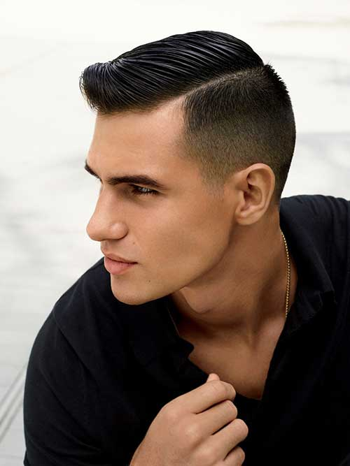 Popular Short Haircuts for Men 2017