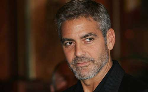George Clooney Hairstyles-15