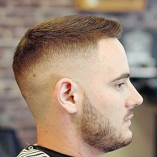 Good Short Haircuts for Guys-18