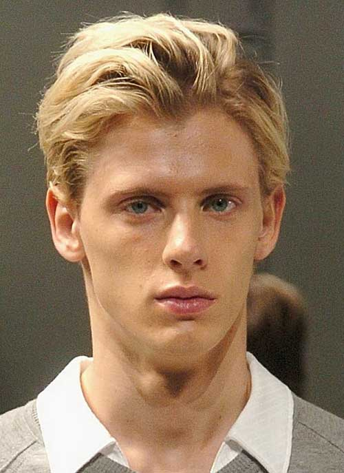 Medium Length Mens Hairstyles-19
