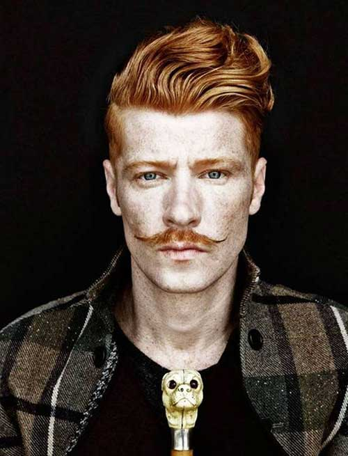 25 Best Hair Color For Men  Mens Hairstyles 2017