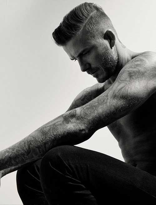 David Beckham Hairstyles-24