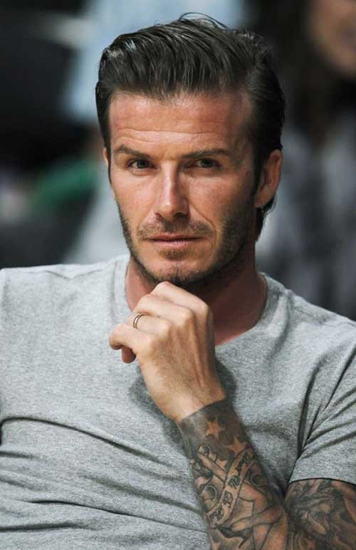 25 David Beckham Hairstyles Mens Hairstyles 2018