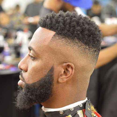 30 new black male haircuts mens hairstyles 2018 - Coiffure courte homme ...