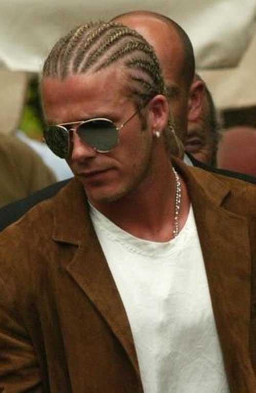 25 David Beckham Hairstyles The Best Mens Hairstyles