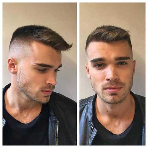 Short Haircuts for Men 2017-7