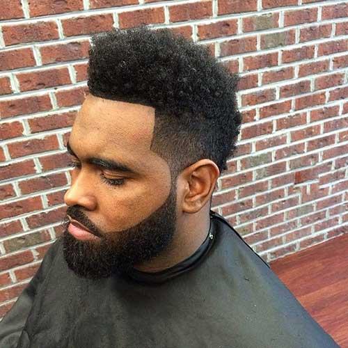 Black Male Haircuts-9