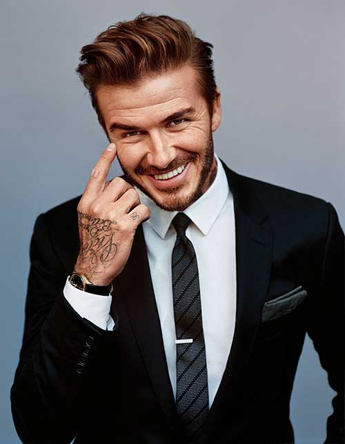 Admirable 25 David Beckham Hairstyles Mens Hairstyles 2016 Short Hairstyles For Black Women Fulllsitofus