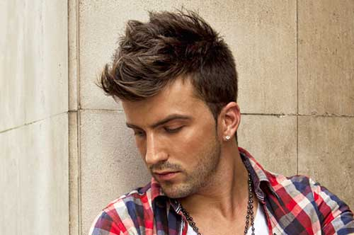 25 Good Short Haircuts for Guys  Mens Hairstyles 2017