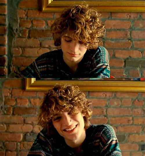 Mens Curly Hair