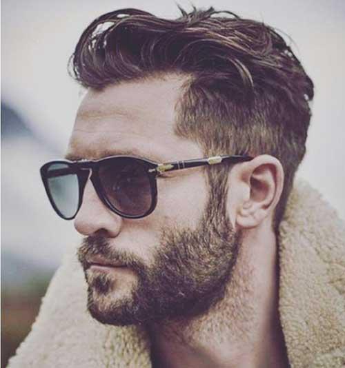 15 Men Facial Hair Styles