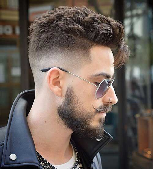 Faded Haircuts for Men-10