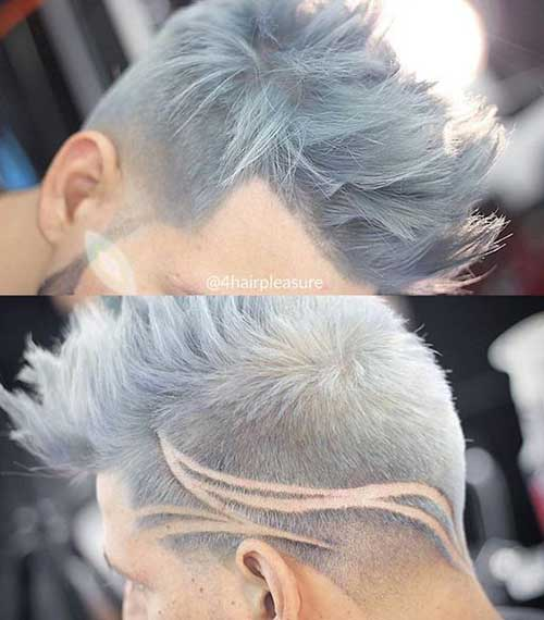 Men Hair Colors-10