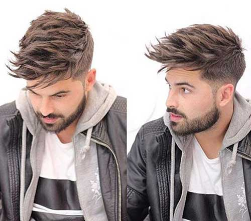 25 new haircut styles for guys mens hairstyles 2018. Black Bedroom Furniture Sets. Home Design Ideas