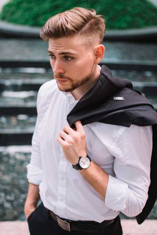 Undercut Hairstyles Men-10