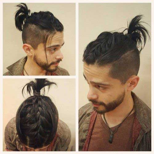 Braided Hairstyles for Men-11