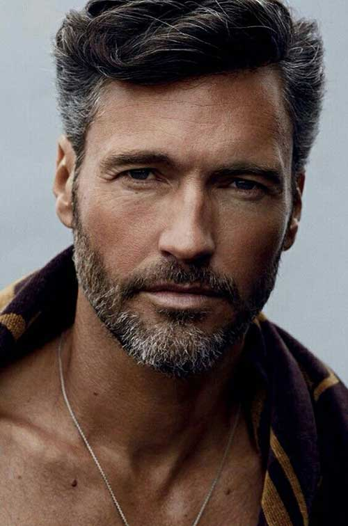 Hairstyles for Older Men-11