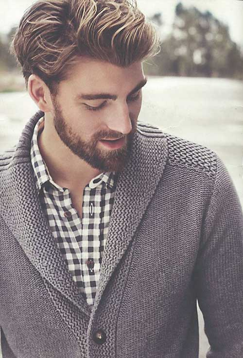 Hairstyles for Wavy Hair Men-11