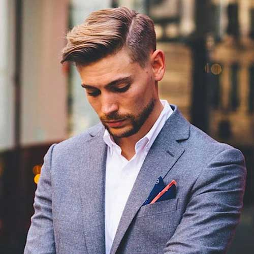 Popular Male Short Hairstyles-11