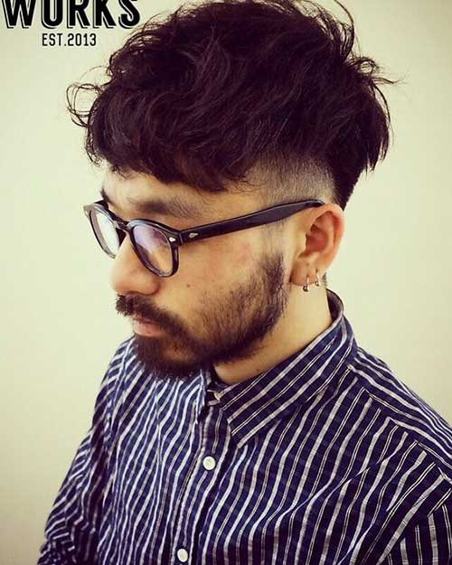Medium Hairstyles for Men-12