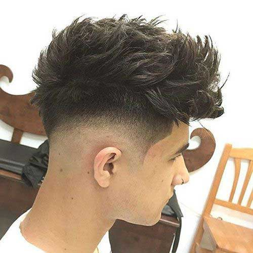 Medium Hairstyles for Men-13