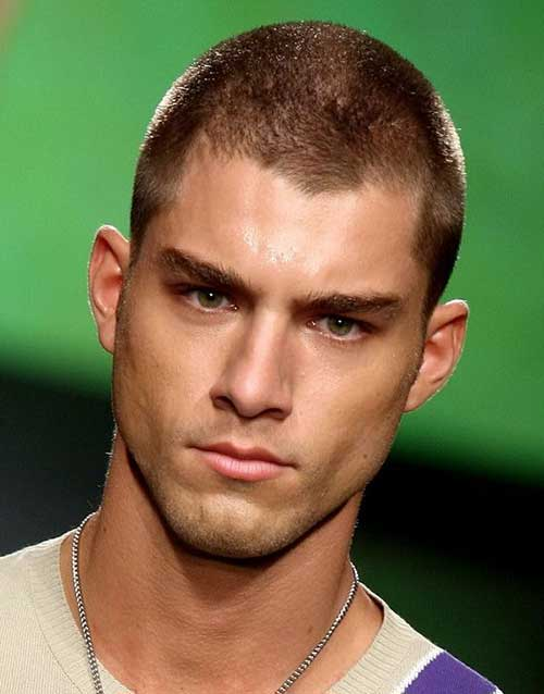 Mens Very Short Hairstyles-13